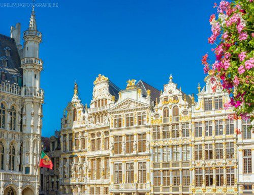 Photo session location – Centrum Brussels