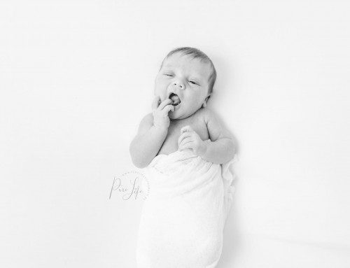 Behind the scenes – Newborn Fotoshoot